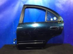 Дверь задняя левая Nissan Almera N16 sedan