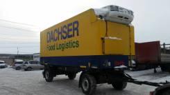 Kogel. Продам прицеп когель 2003г контейнеровоз, 20 000кг.