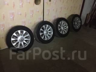 """Комплект колёс Nissan Teana j32. 6.5x16"""" 5x114.30 ET40 ЦО 66,4мм."""