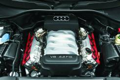 Двигатель в сборе. Audi Q7, 4LB Двигатель BAR