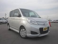 Suzuki Solio. автомат, передний, 1.3 (90л.с.), бензин, 86 000тыс. км, б/п. Под заказ