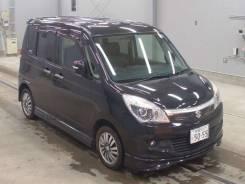 Suzuki Solio. автомат, передний, 1.3 (90л.с.), бензин, 89 000тыс. км, б/п. Под заказ