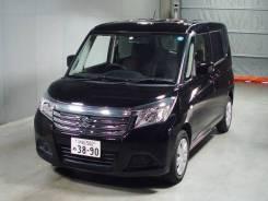 Suzuki Solio. автомат, передний, 1.3 (90л.с.), бензин, 9 000тыс. км, б/п. Под заказ