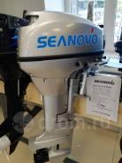 Seanovo. 9,90л.с., 2-тактный, бензиновый, нога S (381 мм), 2019 год год