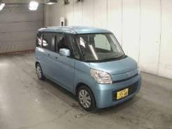 Suzuki Spacia. автомат, передний, 0.7 (64л.с.), бензин, 96 000тыс. км, б/п. Под заказ