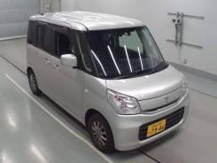 Suzuki Spacia. автомат, передний, 0.7 (52л.с.), бензин, 56 000тыс. км, б/п. Под заказ