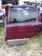 Дверь задняя,левая. Matiz Daewoo DWMIZ01520L