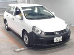 Nissan AD. автомат, передний, 1.5 (109л.с.), бензин, 15 000тыс. км, б/п. Под заказ