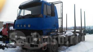 Sisu. Продам SISU SM 312 1995 г/в, 14 000куб. см., 30 000кг., 8x2