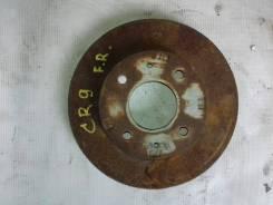 Диск тормозной передний MMC Dion CR9W MR955637