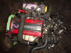 Двигатель в сборе. Mitsubishi: Lancer Evolution, Eclipse, RVR, Chariot, Galant, Airtrek, Eterna, Outlander, Dion Двигатели: 4G63, 4G63T, 4G94