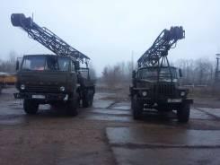 Геотехник УРБ-5 АГ. Продается УРБ-2,5 на базе Камаз или Урал, 3 000куб. см., 8 000кг.