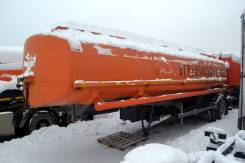Ellinghaus. Полуприцеп цистерна бензовоз K-STA, 16 850кг.
