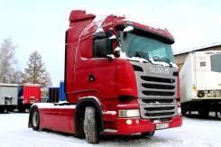 Scania. Продам тягач Скания R400, 12 000куб. см., 18 000кг., 4x2