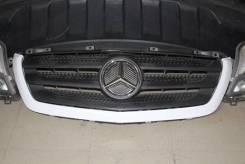 Решетка радиатора. Mercedes-Benz Sprinter, W906, W906.111, W906.113, W906.131, W906.133, W906.135, W906.153, W906.155, W906.211, W906.213, W906.231, W...