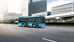 King Long. KING LONG XMQ6820G — городской автобус длиной 8 м, 19 мест, В кредит, лизинг