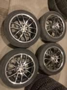 """Sakura Wheels. 7.5x17"""", 4x100.00, 4x114.30, ET35"""