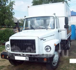 ГАЗ 3309. Газ 3309, 4 600куб. см., 5 000кг., 4x2