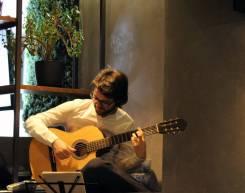 Музыкальное оформление мероприятия (гитара)