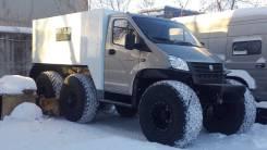 ГазСтройМашина СКБ-600. Снегоболотоход СКБ 600-09, 2 800куб. см., 1 000кг., 2 700,00кг.