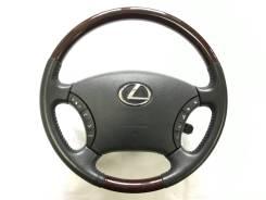 Руль. Toyota: Alphard Hybrid, Camry, Estima Hybrid, Land Cruiser Prado, Highlander, 4Runner, Hilux, Alphard, Avensis Verso, Estima, GX470, Hilux / 4Ru...