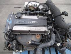 Двигатель в сборе. Mitsubishi: Chariot, Airtrek, Attrage, Aspire, 3000GT, 500, ASX, Carisma, Challenger, Bravo, 1/2T Truck, Chariot Grandis, Colt, Col...