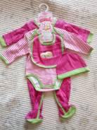 Комплекты для новорожденных. Рост: 56-62, 62-68 см