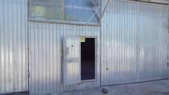 Мастерская с охраной и отоплением Выселковая 50 кв. м. 50кв.м., улица Выселковая 188, р-н БАМ. Дом снаружи