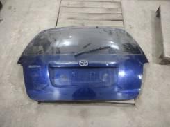 Дверь багажника. Toyota Kluger V Toyota Highlander