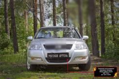 Защитная сетка решетки перед. бампера Nissan Almera Classic 2007-2012. Nissan Almera Classic, B10 Двигатель QG16DE. Под заказ