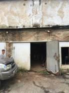 Гаражи капитальные. улица Добровольского 39, р-н Тихая, 23кв.м., электричество, подвал. Вид снаружи