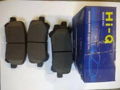 Колодки тормозные. Acura MDX, YD2 Acura ZDX, YB1 Honda Odyssey Honda Pilot Honda MDX Двигатели: J37A1, J37A5