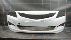 Hyundai Solaris (2014-17гг) - Бампер передний