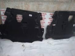 Защита двигателя. Ford Kuga, CBS Двигатели: DURATEC25, JQMA, JQMB, JTMA, M9MA, UFMA