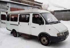 ГАЗ 322132. Продается Газель 322132 в Новокузнецке, 13 мест