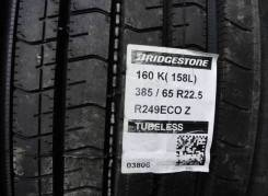 Bridgestone R249. Всесезонные, 2018 год, без износа