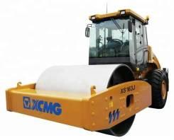 Xcmg. Вибрационный дорожный каток XCMG XS163J в Улан-Удэ, 8 300куб. см.
