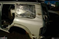 Крыло. Nissan Patrol, Y61 Nissan Safari, VRGY61, WFGY61, WGY61, WRGY61, Y61 Двигатели: RD28TI, TB48DE, ZD30DDTI, ZD30DDTIEUD2P, ZD30DDTIEUD5P, TB42S...