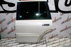 Дверь боковая. Nissan Patrol, Y61 Nissan Safari, VRGY61, WFGY61, WGY61, WRGY61, Y61 Двигатели: RD28TI, TB48DE, ZD30DDTI, ZD30DDTIEUD2P, TB42S, TB45E...