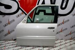 Дверь боковая. Nissan Patrol, Y61 Nissan Safari, VRGY61, WFGY61, WGY61, WRGY61, WTY61, WYY61, Y61 Двигатели: RD28TI, TB48DE, ZD30DDTI, ZD30DDTIEUD2P...