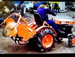 Kubota B6000. Трактор Кубота, 12 л.с.
