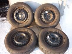 """Комплект летних колёс 175/65R14. 5.0x14"""" 4x100.00 ET45 ЦО 56,1мм."""