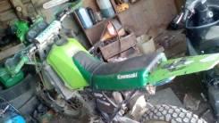 Kawasaki KMX200. 200куб. см., неисправен, без птс, с пробегом