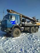 КамАЗ 43114. Продается буровая установка УРБ-2-А2, 15 420кг.