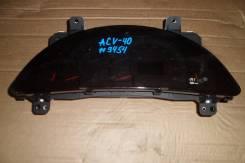 Спидометр. Toyota Camry, ACV40 Двигатель 2AZFE