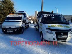 ГАЗ ГАЗель. Продам заводской эвакуатор газель площадка, 2 700куб. см., 3 000кг., 4x2