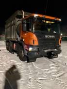 Scania P400. , 13 000куб. см., 25 000кг., 6x4