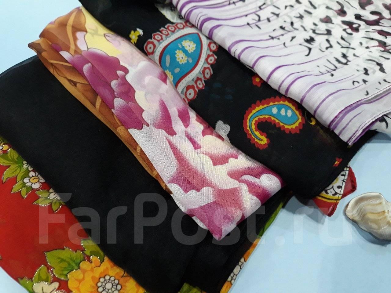 a1675e5069ac Платки, шарфы, палантины, для женщин во Владивостоке аксессуары и бижутерия