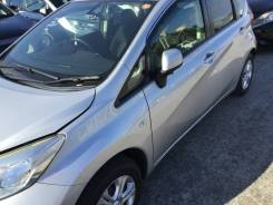 Крыло. Nissan Note, E12