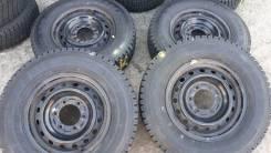 """=Комплект колес= Штамп 6x139.7 R15 + шины 195R15LT Bridgestone Revo969. 6.0x15"""" 6x139.70"""
